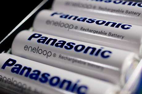 Panasonic印の「エネループ急速充電器セット」を買ったっす