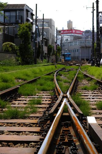「SIGMA DP3 Merril」と行く世田谷線・豪徳寺(モニター日記-2)