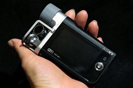 デジタル版デンスケ?SONY「HDR-MV1」を買ったっす
