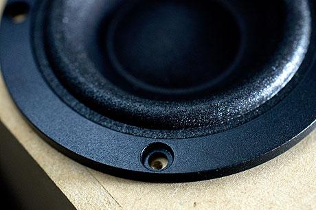 Stereo 2013年8月号特別付録用のエンクロージュア・キット(バックロードホーン型)を組んでみた