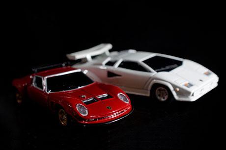 UCC『Lamborghini 50th Anniversary Special Car Collection』ゲット!