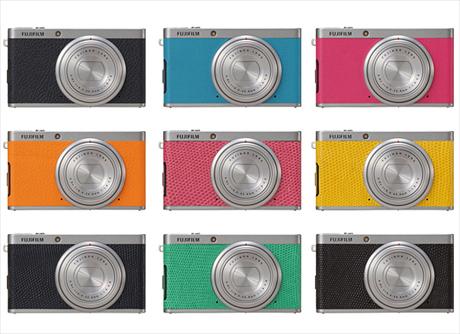 「FUJIFILM XF1」バーニーズ ニューヨーク モデルを70台限定販売!