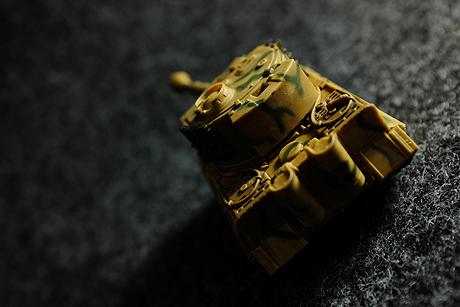 「ワールドタンクデフォルメ ~ドイツ機甲師団編~」をガチャりました