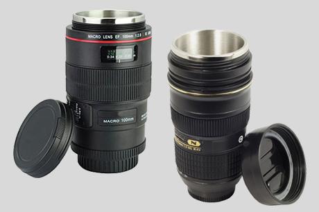 レンズ型マグカップをカメラ好きのお父さんに父の日のプレゼント!?