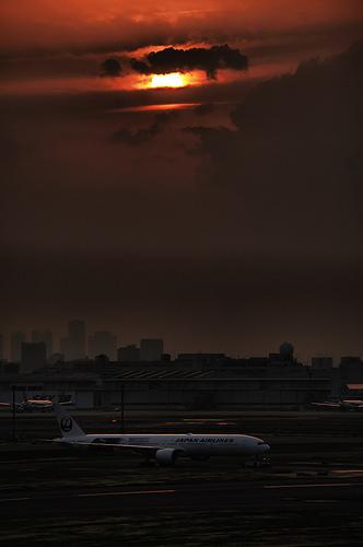羽田空港(Haneda Airport)