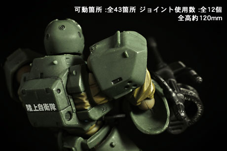 LEGACY OF REVOLTECH「ヘルダイバー(HELLDIVER)」到着:機動警察パトレイバー
