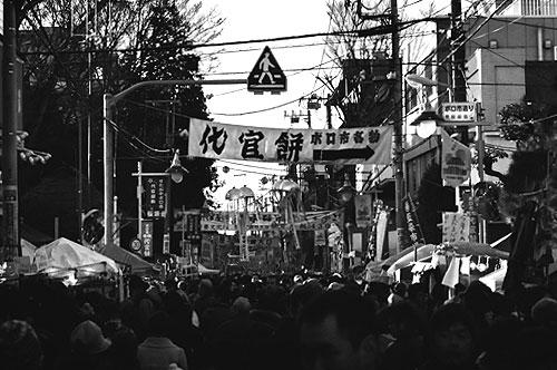 PENTAX「K-3」と行く世田谷ボロ市(モニター日記-2)