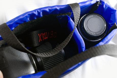 軽量、コンパクトなお散歩用カメラバッグ「FJ-1」を買いました