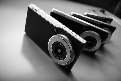 感動を共感に!コミュニケーションカメラ「LUMIX CM1」実写篇っす(モニター日記-2)